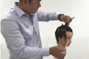 常用 经典 实用 短发造型剪裁美发视频